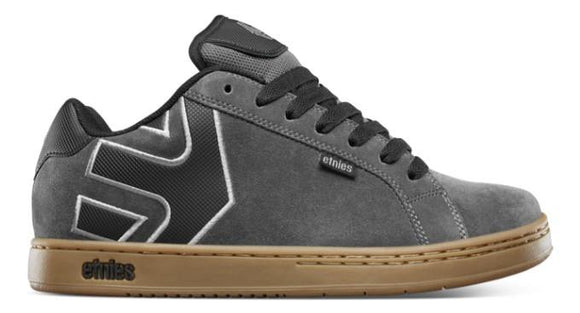 Etnies Fader 2 Mens Skate Shoe Black-Black | Sneakers Plus
