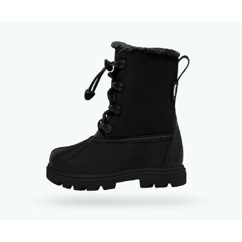 Native Jimmy 3.0 Treklite Junior Boots Jiffy Black | Sneakers Plus