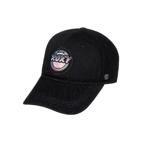 Roxy Dear Believer Baseball Hat Black | Sneakers Plus