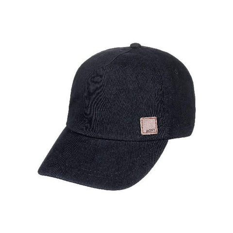 Roxy Extra Innings Baseball Hat Black | Sneakers Plus