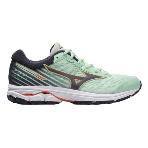 Mizuno Wave Rider 22 Women Running Shoe Misty Jade | Sneakers Plus