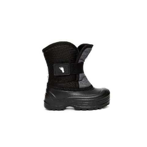 Stonz Scout Toddler Winter Boots Grey-Black | Sneakers Plus
