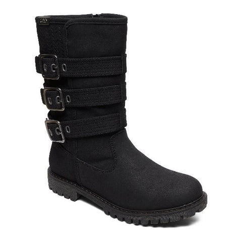 Roxy Bennett Womens Boots Black | Sneakers Plus