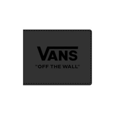 Vans Logo Mens Wallet Black | Sneakers Plus