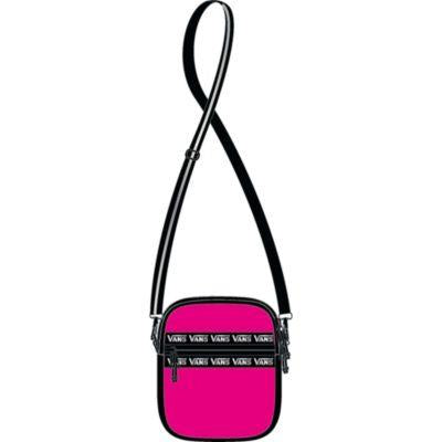 Vans After Dark Womens Crossbody Bag Knockout Pink | Sneakers Plus