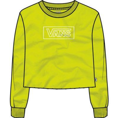 Vans After Dark Long Sleeve Tee Primrose-Eve | Sneakers Plus
