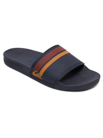 Quiksilver Rivi Slide Mens Sandal Navy | Sneakers Plus