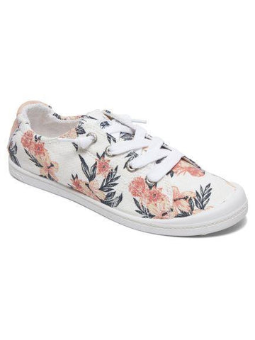 Roxy Bayshore III Womens Casual Shoes White Geo | Sneakers Plus