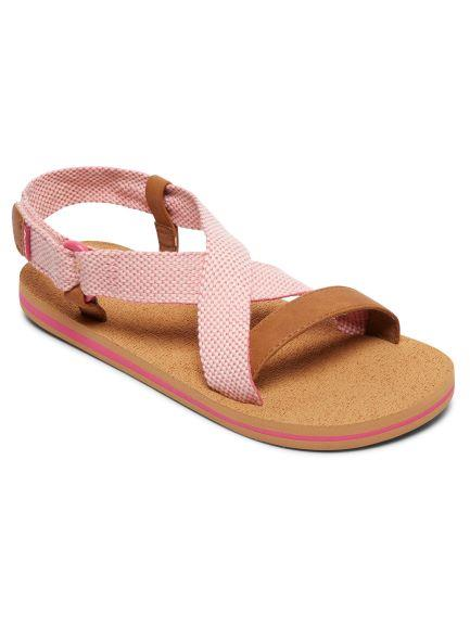 Roxy Julietta Girls Sandals Girls Pink | Sneakers Plus