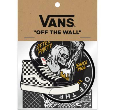 Vans After Party Sticker Pack | Sneakers Plus