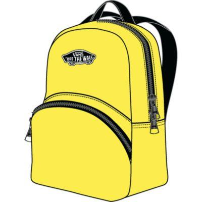 Vans Got This Mini Womens Backpack Lemon | Sneakers Plus