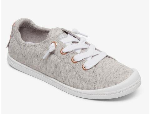 Roxy Bayshore III Womens Casual Shoe Dark Grey | Sneakers Plus