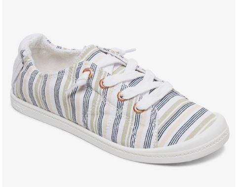 Roxy Bayshore III Womens Casual Shoe Novel Peach | Sneakers Plus