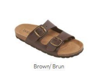 Biotime Carlin Womens Sandals Brown | Sneakers Plus