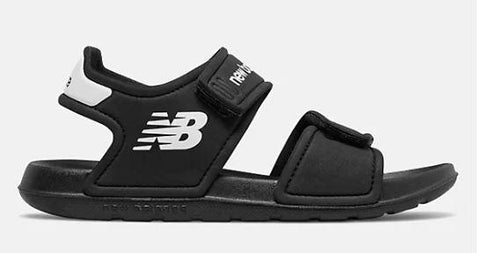 New Balance Kids Sport Sandal Black | Sneakers Plus
