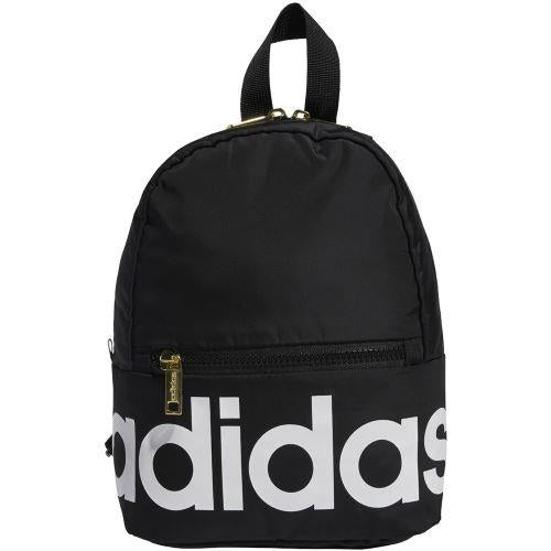 Adidas Linear Mini Backpack Black | Sneakers Plus