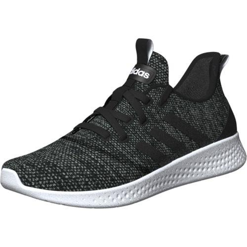 Adidas PureMotion Womens Running Shoe Black-White | Sneakers Plus