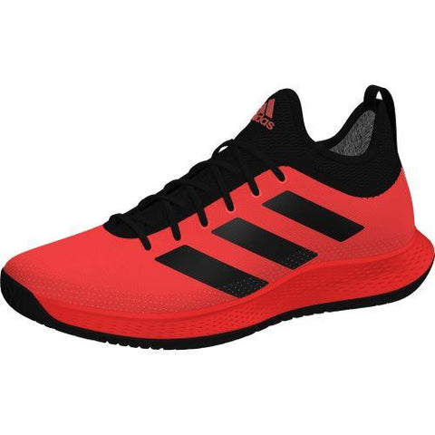 Adidas Defiant Generation Tennis Shoe Red-Black | Sneakers Plus