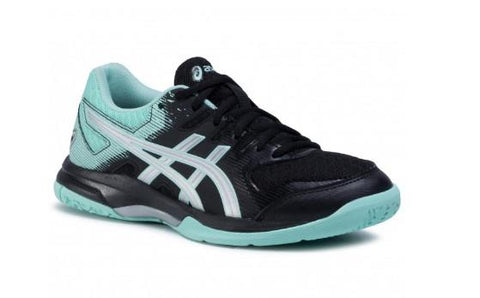 Asics Gel-Rocket 9 Womens Volleyball Black-Fresh Ice | Sneakers Plus
