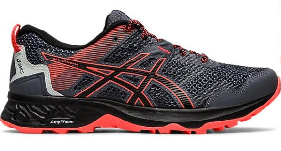 Asics Gel-Sonoma 5 Womens Trail Shoe Metropolis-Black | Sneakers Plus