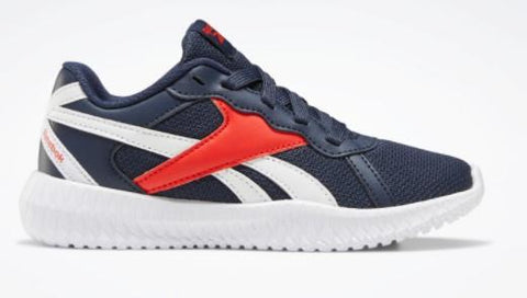 Reebok Flexagon Energy 2.0 Boys Running Navy-Red | Sneakers Plus