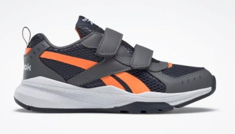 Reebok XT Sprinter ALT Boy Running Shoe Grey-Orange | Sneakers Plus