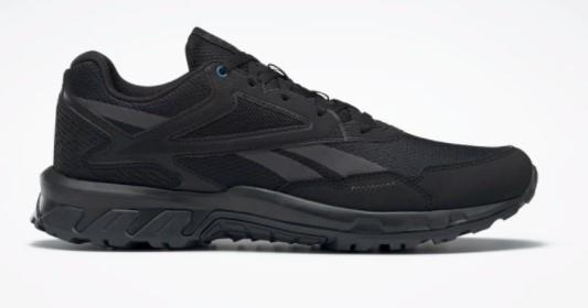 Reebok RidgeRider 5.0 Mens Trail Shoe Black | Sneakers Plus