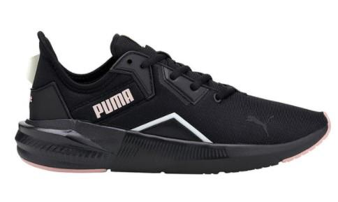 Puma Platinum Shimmer Womens Training Black-Peachskin | Sneakers Plus