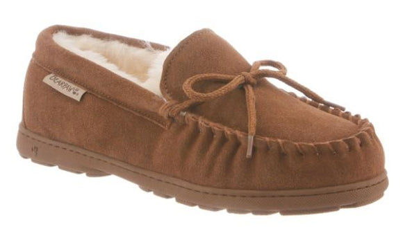 Bearpaw Mindy Womens moccasin Hickory | Sneakers Plus