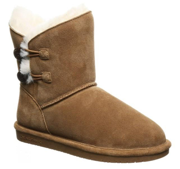 Bearpaw Rosaline Womens Boot Hickory | Sneakers Plus