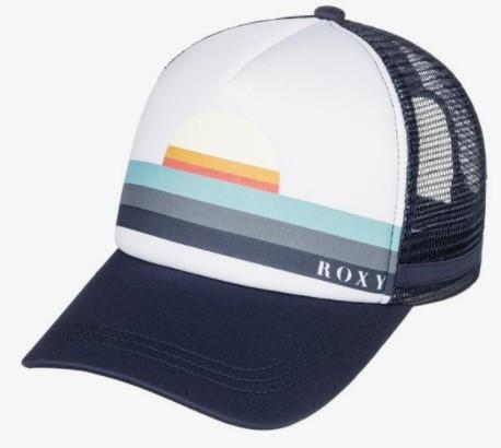 Roxy Dig This Trucker Hat Womens Hat Mood Indigo | Sneakers Plus