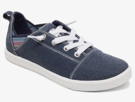 Roxy Libbie Womens Casual Shoes Navy | Sneakers Plus