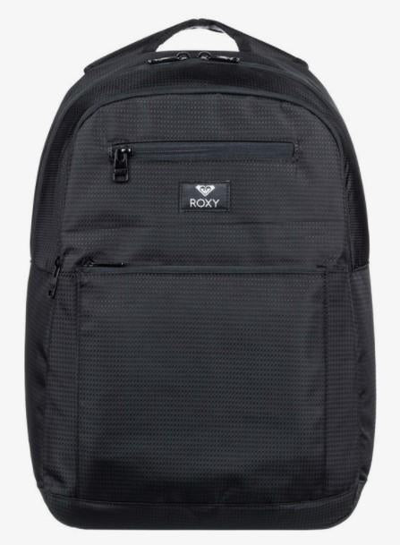 Roxy Here You Are 23.5L Medium Backpack Black | Sneakers Plus