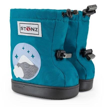 Stonz Toddler Booties Mountain Teal | Sneakers Plus