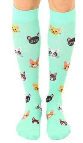 Living Royal Compression Socks Cat | Sneakers Plus