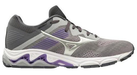 Mizuno Wave Inspire 16 Womens Running Vapor Blue-Silver | Sneakers Plus
