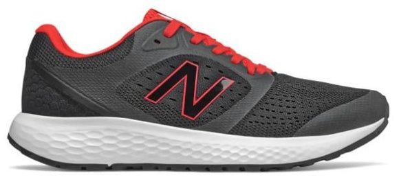 New Balance 520 Wide (4E) Mens Running Black | Sneakers Plus