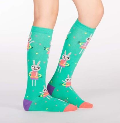 SITM Junior Knee Socks Hoola Hoopin | Sneakers Plus