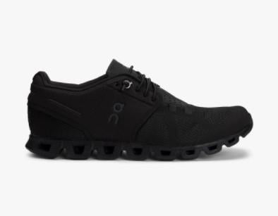 ON Running Cloud Womens Running Shoe Black | Sneakers Plus