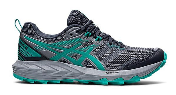 Asics Gel-Sonoma 6 Womens Trail Shoe Carrier Grey-Baltic Jewel | Sneakers Plus