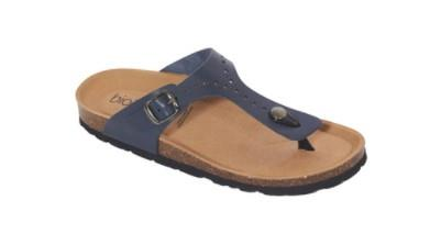 Biotime Brooke Womens Sandals Navy | Sneakers Plus