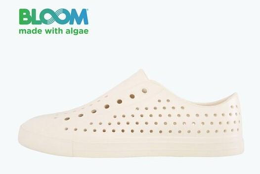 Native Jefferson Bloom Womens Shoe Bone White | Sneakers Plus