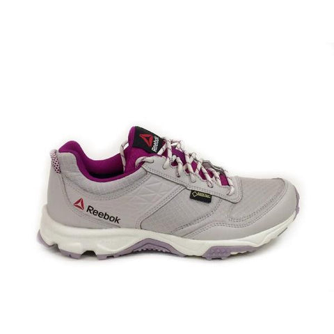 Reebok Franconia Ridge ll GTX Womens Trail Shoe Steel/Lavendar |Sneakers Plus