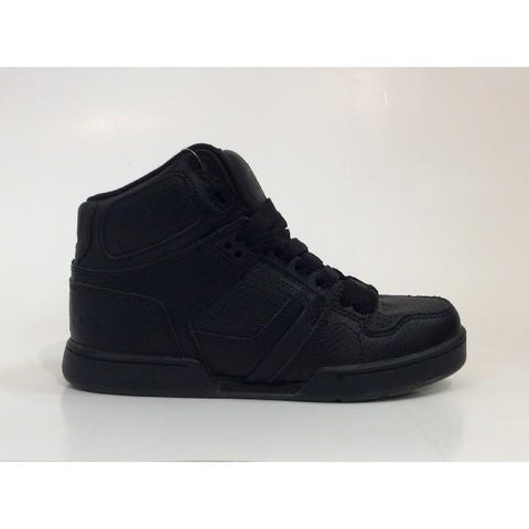 Osiris NYC83 Kids Skate Shoe Black |Sneakers Plus
