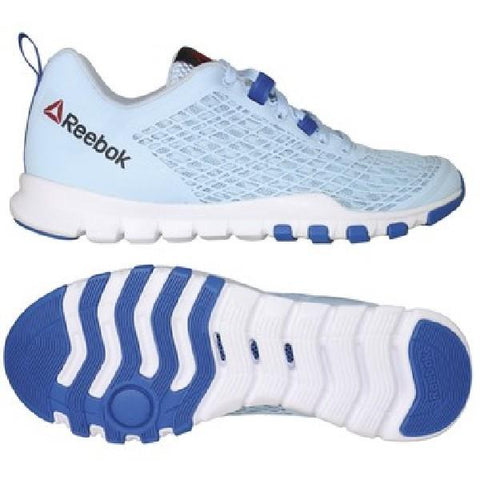 Reebok Everchill Train Womens Training Shoe Zee Blue/Navy |Sneakers Plus