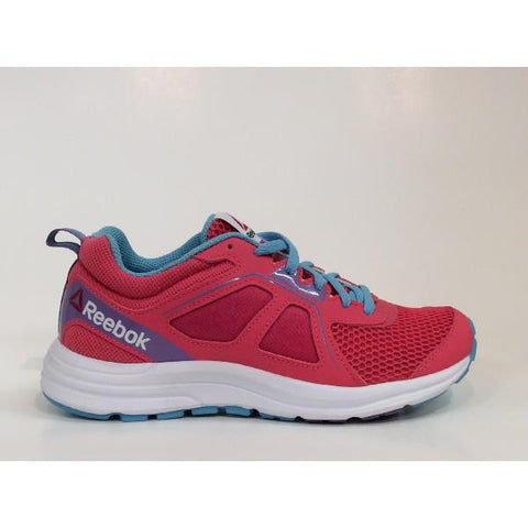 Reebok Zone Cushion Kids Running Shoe Pink/Blue |Sneakers Plus