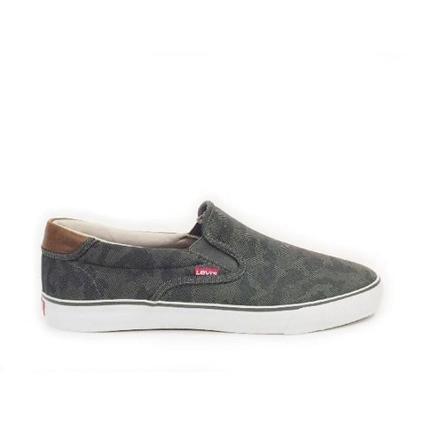 Levis Justin Slip On - Sneakers Plus