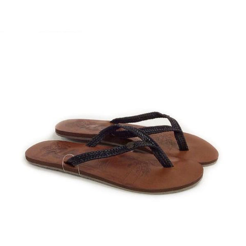 Roxy Chai ll Womens Sandal Black |Sneakers Plus
