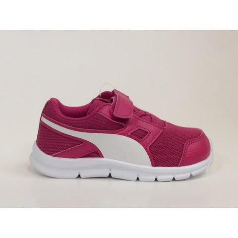 Puma Flexracer Toddler Running Shoe Pink |Sneakers Plus