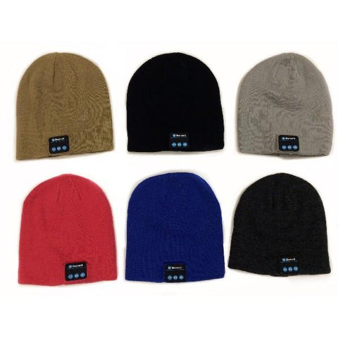 Bluetooth Beanies - Sneakers Plus